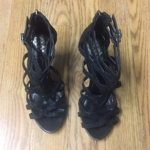 Vince Camuto Strappy Sandal Heels US 5.5